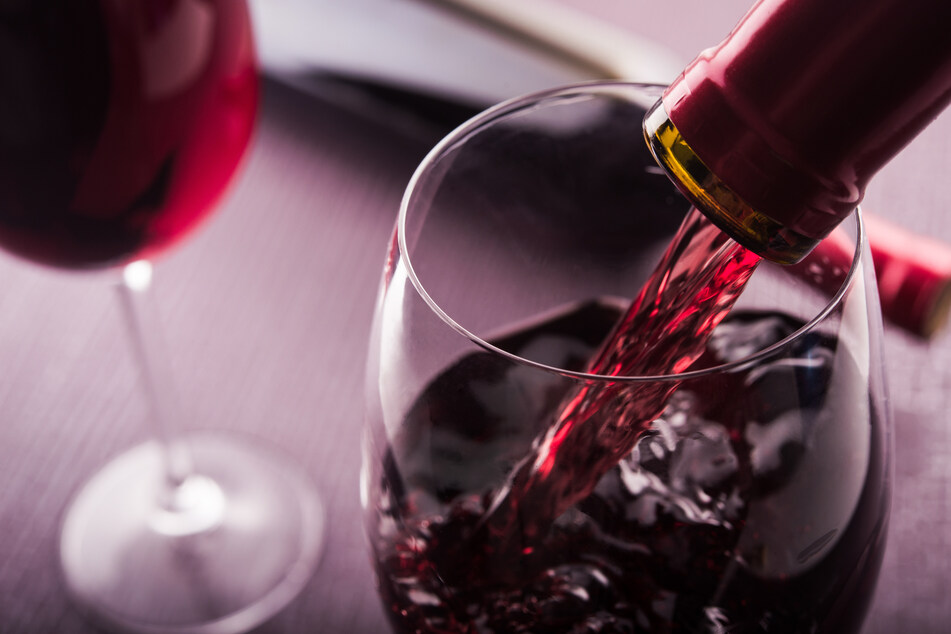 How about a glass of sewage wine? (stock image)