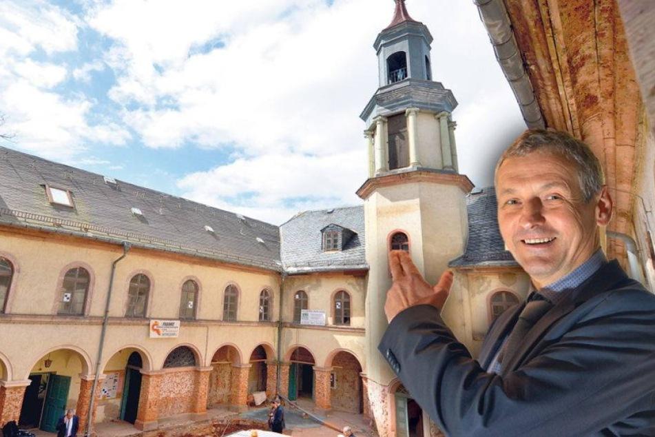 Luxus pur: Adelsschloss Lichtenstein wird zum 5-Sterne-Hotel