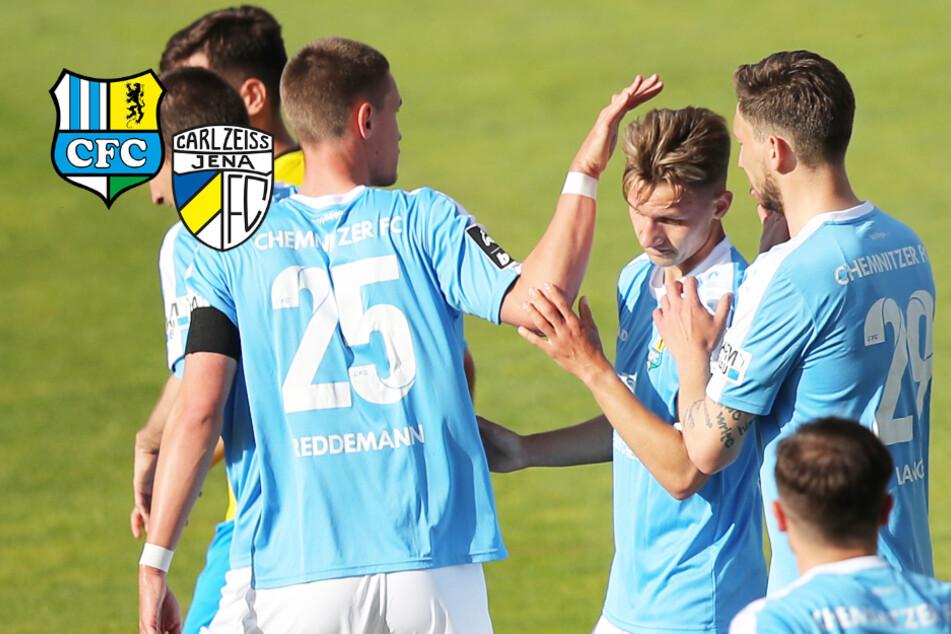 Tallig-Traumtor: CFC besiegt Jena im Derby und setzt sich ab