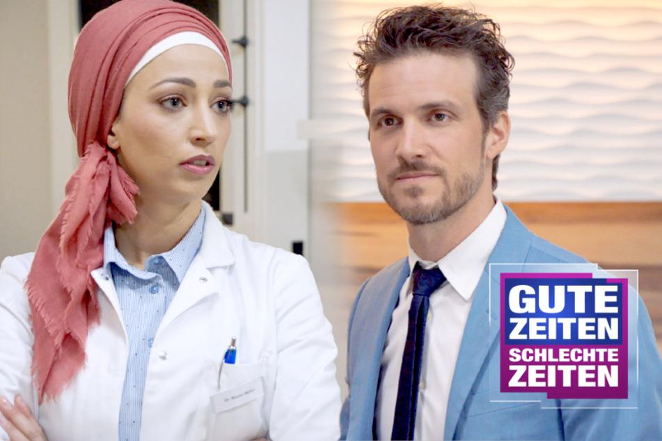 GZSZ: Verliebt sich Felix etwa in Nazan?