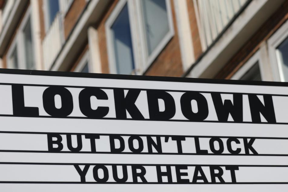 Das Wort Lockdown hätte in Deutschland vielleicht Chancen zum Unwort des Jahres zu werden...