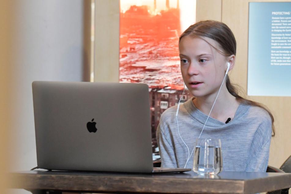 Greta Thunberg wird diesen Freitag sicher gebannt vorm PC sitzen.