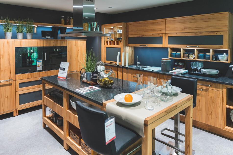 Anda dapat dengan mudah merencanakan dapur Anda di rumah!