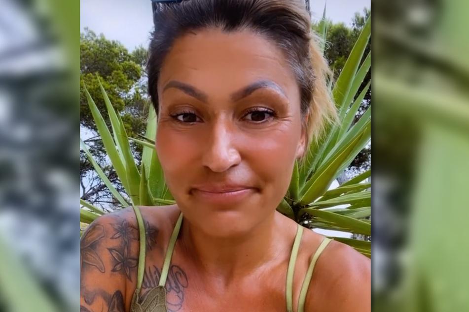 Jasmin Herren (42) kann wieder lachen und genießt die Zeit mit Freundinnen auf Mallorca. Doch es gibt auch traurige Momente.