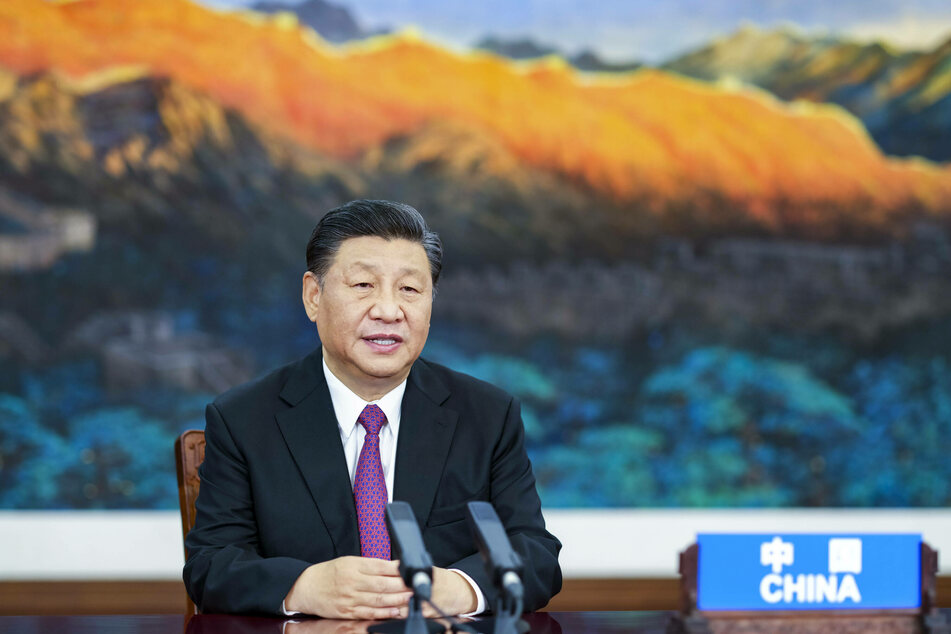 """China's head of state Xi Jinping (68) said last month, on the occasion of the 100th birthday of the Chinese Communist Party, that foreign critics will """"bang their heads bloody"""" against a """"great wall of steel."""""""