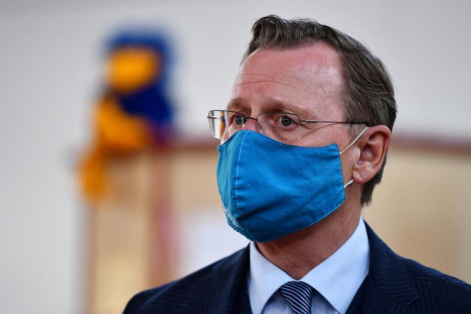 Das Bundesland von Ministerpräsident Bodo Ramelow (64, Linke) hat die Pandemie bislang recht gut unter Kontrolle.