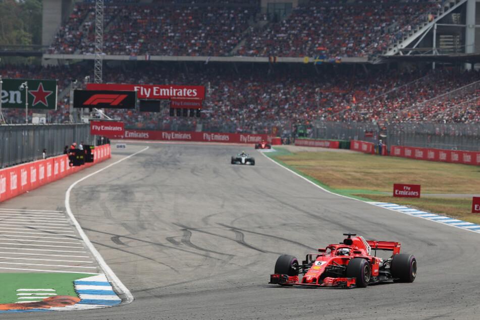 Formel-1-Rennen auf dem Hockenheimring noch nicht endgültig vom Tisch