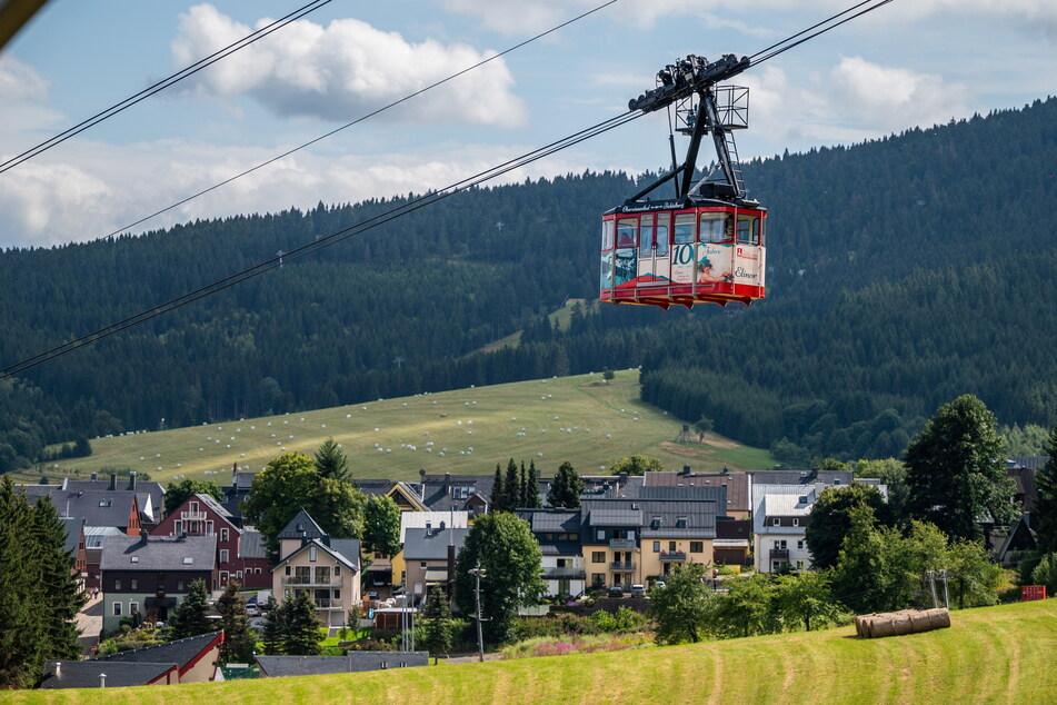 Ein Fest in Oberwiesenthal wurde am Wochenende von einer Gewaltandrohung überschattet.