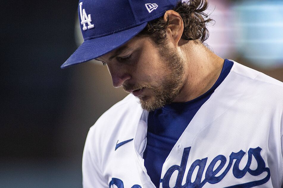 Dodgers pitcher Trevor Bauer will now be on administrative leave through the rest of the MLB season and postseason.