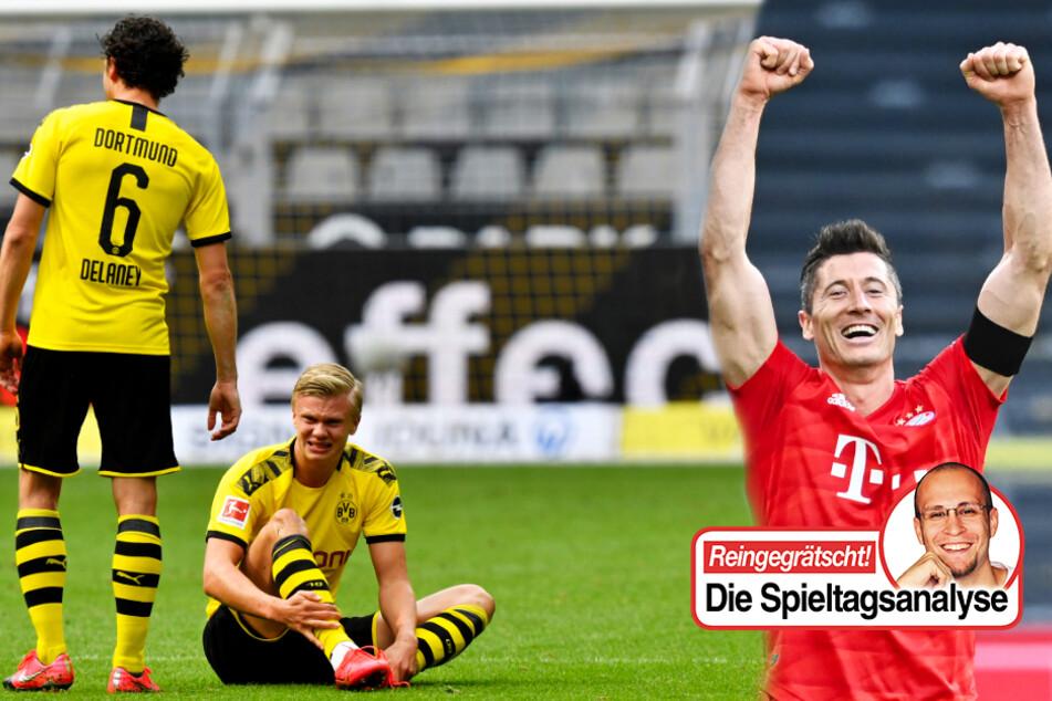 Bundesliga-Kolumne: Gähnende Langeweile an der Tabellenspitze im Saison-Endspurt