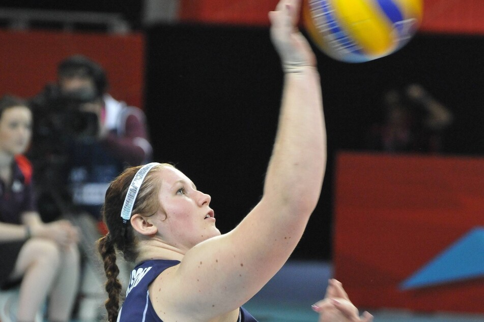 Heather Erickson scored 21 points to help Team USA win their second gold medal over China on Sunday.