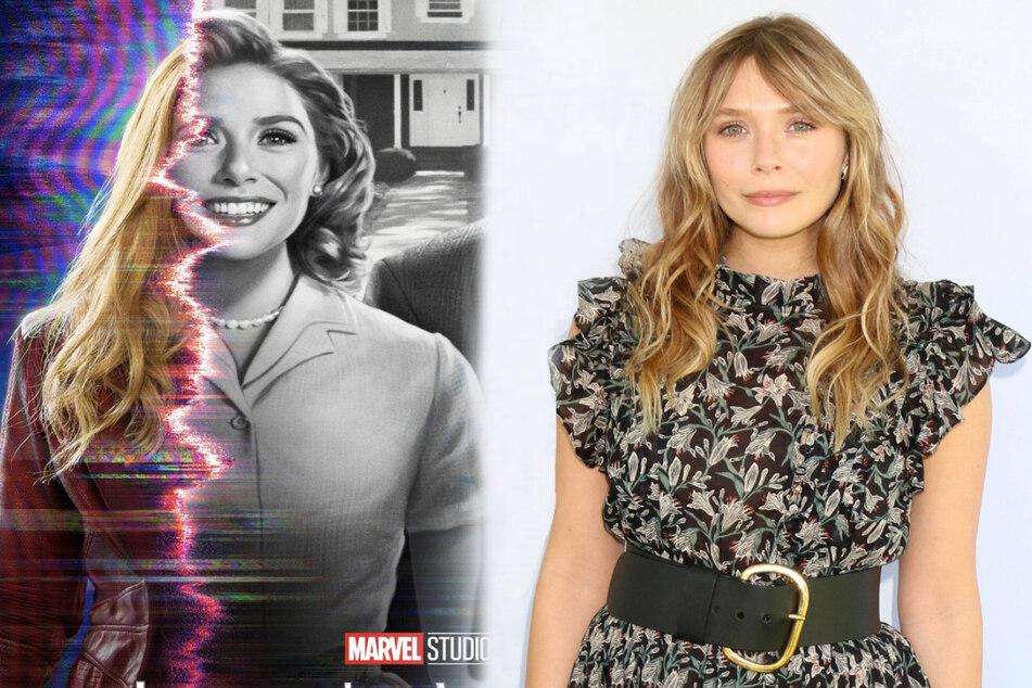 WandaVision's Elizabeth Olsen may have accidentally revealed a big secret!