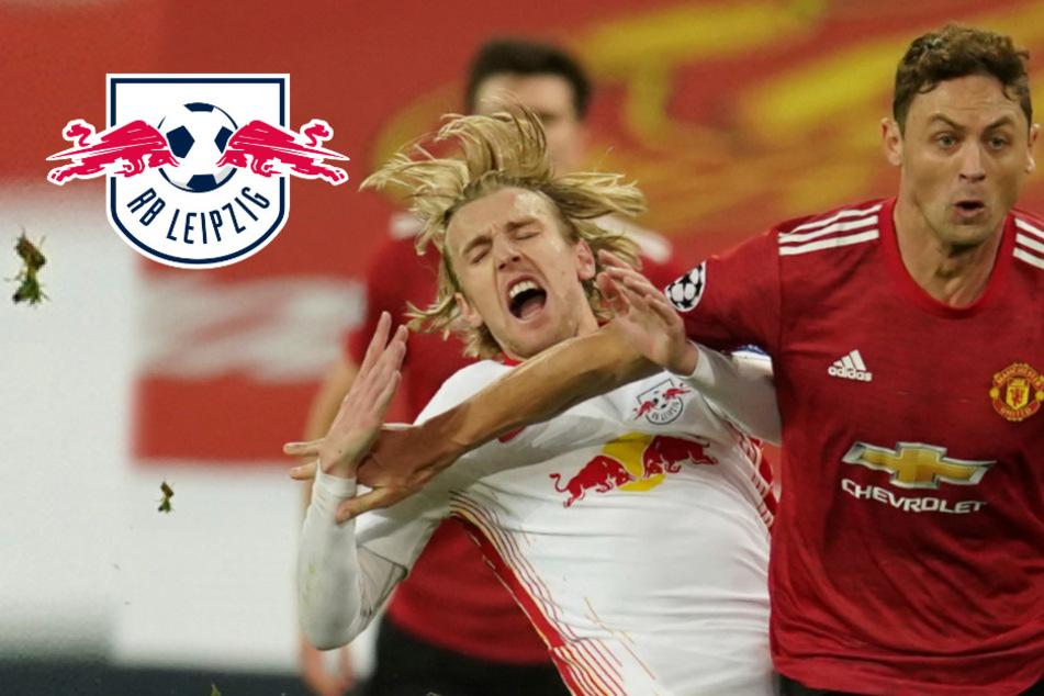 Herbe 0:5-Klatsche für RB Leipzig in Champions League bei Manchester United