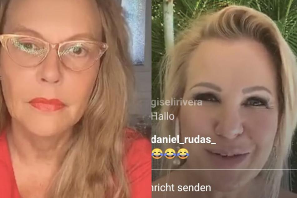 In einem Livestream erzählte Claudia Norberg Natascha Ochsenknecht, dass sie gern an der Hochzeit ihres Ex-Mannes teilnehmen möchte.