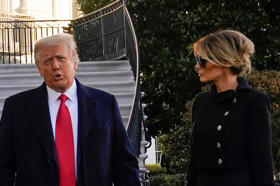 Zum Schluss fliegt er: Trump ist raus!