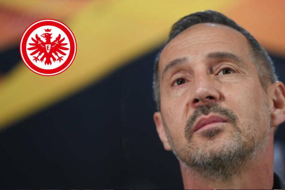 """Vorerst letztes Spiel mit Fans: Eintracht """"motiviert bis in die Haarspitzen"""""""