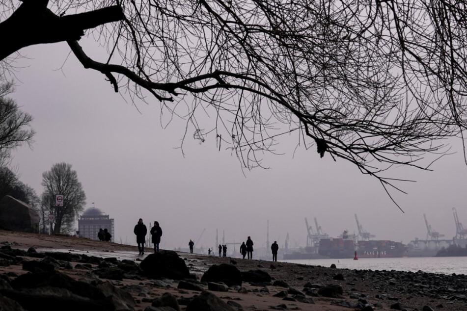 Das Wetter im Norden wird in kommenden Tagen grau und regnerisch.