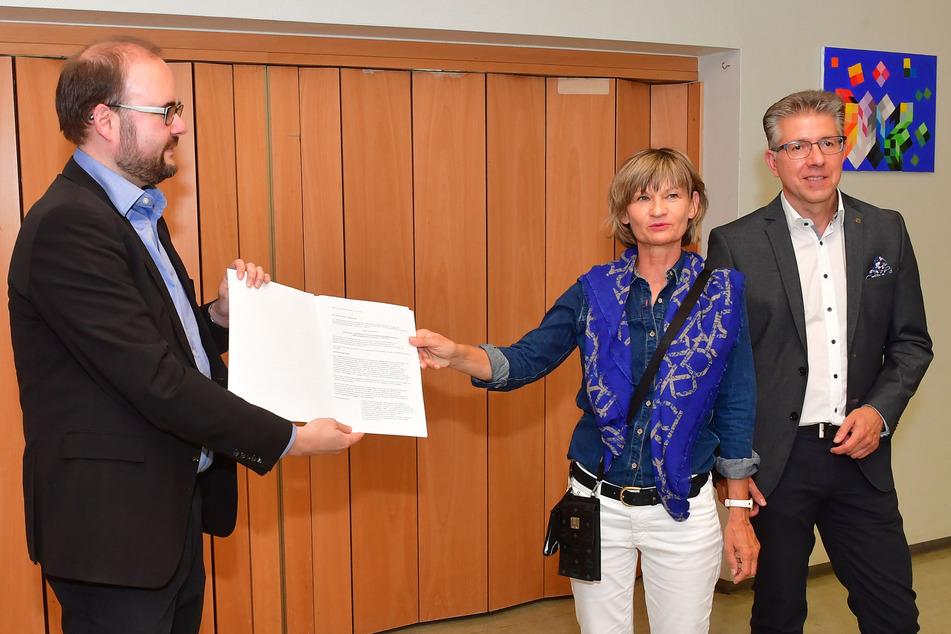 12,5 Mio. Euro! Geldsegen für Chemnitzer Schulen