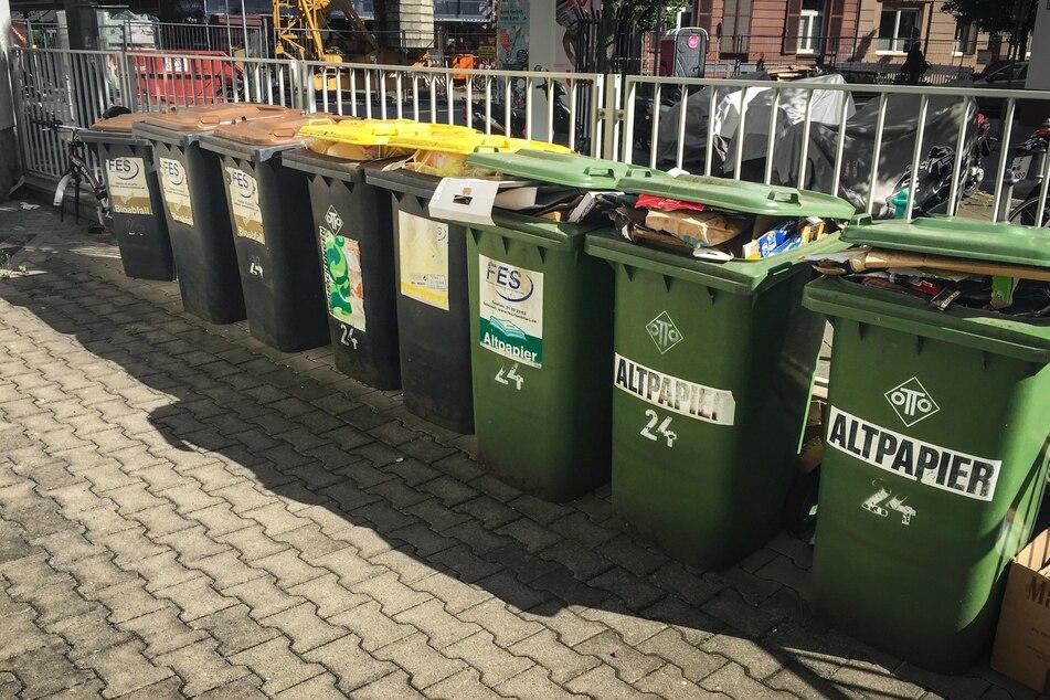 Weißt Du immer, welcher Müll in welche Tonne gehört?