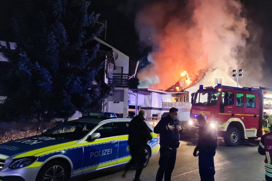 Schwiegersohn und Haus angezündet: Wollte ein 88-Jähriger töten?
