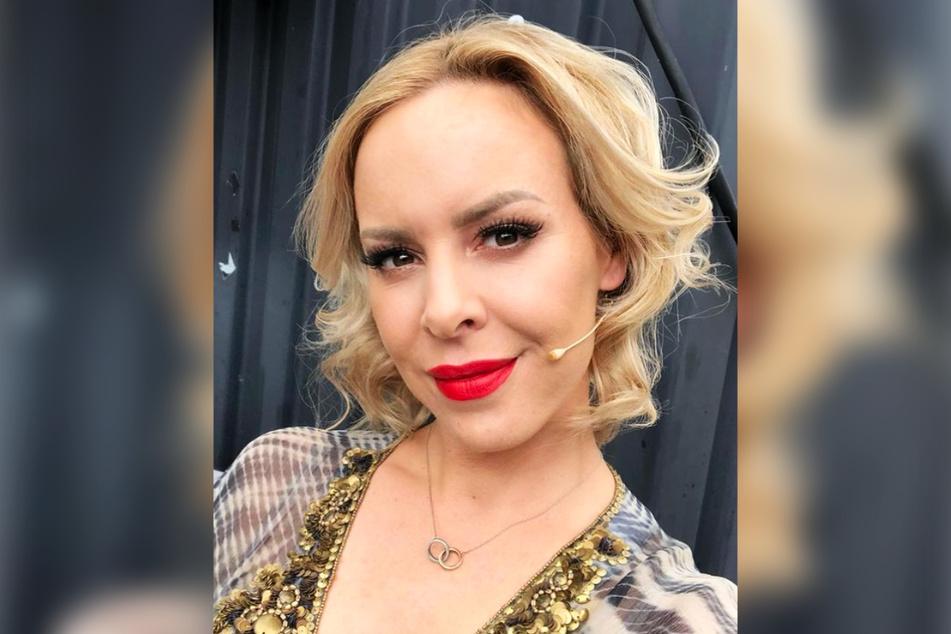 """""""Let's Dance""""-Star Isabel Edvardsson (38) macht sich wegen der Corona-Pandemie Sorgen um ihre Existenz."""