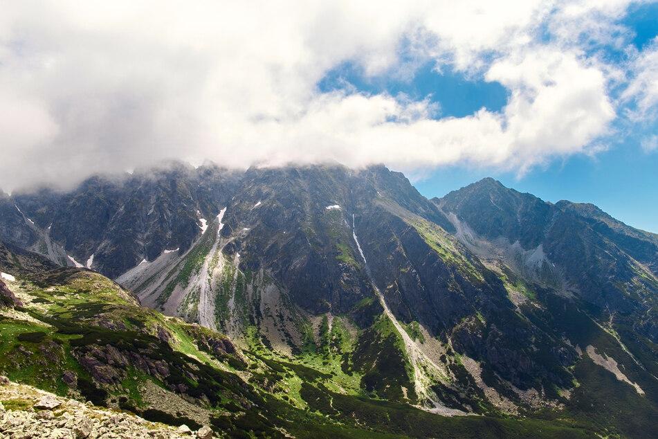 Die beiden Bergsteiger stürzten in der solwakischen Hohen Tatra ab.