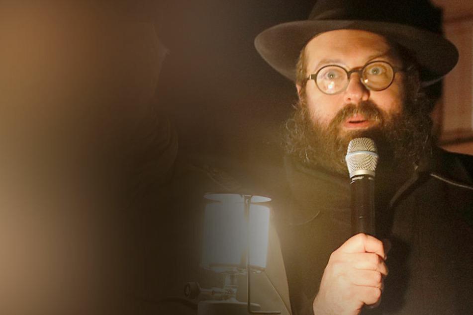 Obdachloser beleidigt Rabbi antisemitisch: Jetzt spricht der Geistliche