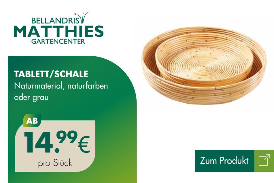 Tablet/Schale für 14,99 Euro