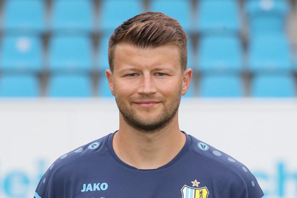CFC-Coach Daniel Berlinski (35).