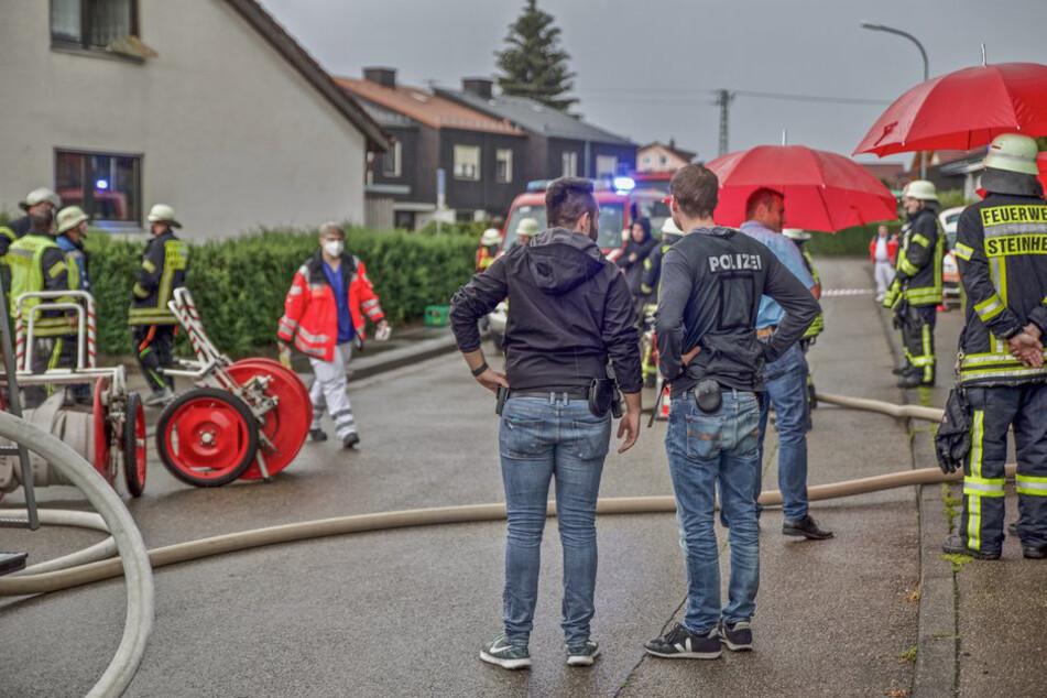 Toter bei Brand entdeckt: Was ist passiert?