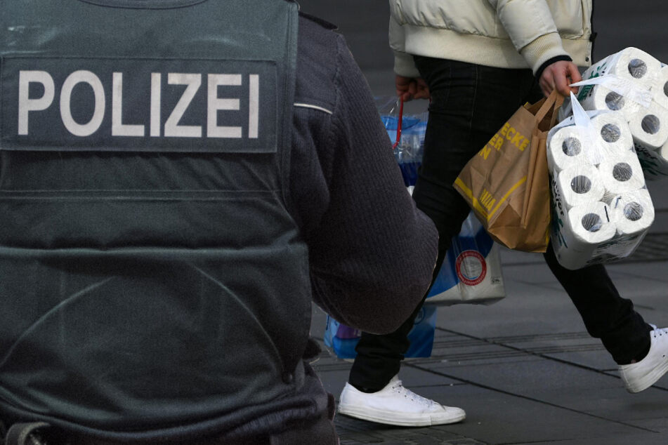 Corona-Krise in Hessen: Geht Polizei bald gegen Hamsterkäufe vor?