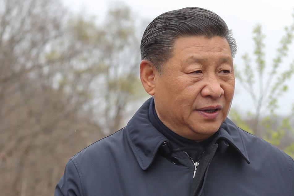 Xi Jinping, Präsident von China und Generalsekretär der Kommunistischen Partei.