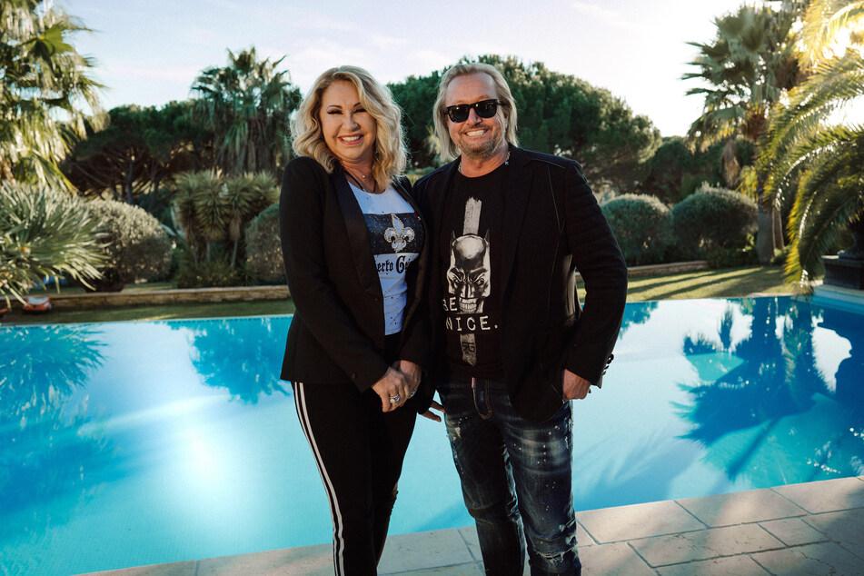Carmen Geiss (55) und ihr Mann Rooobert (56).
