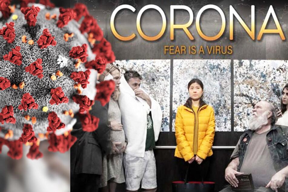 Jetzt gibt es schon den ersten Corona-Kinofilm!