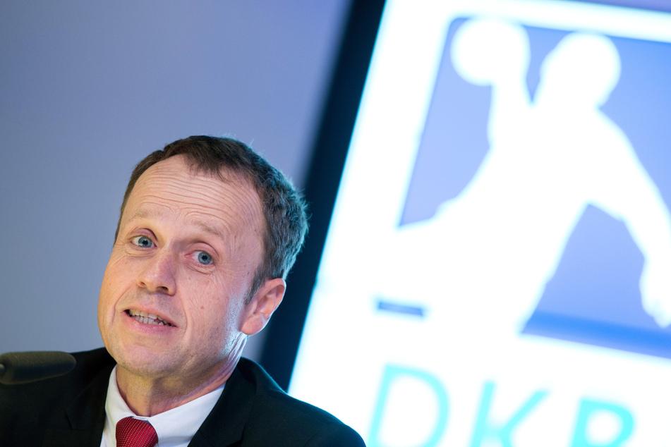 Frank Bohmann, Geschäftsführer der Handball-Bundesliga (HBL).