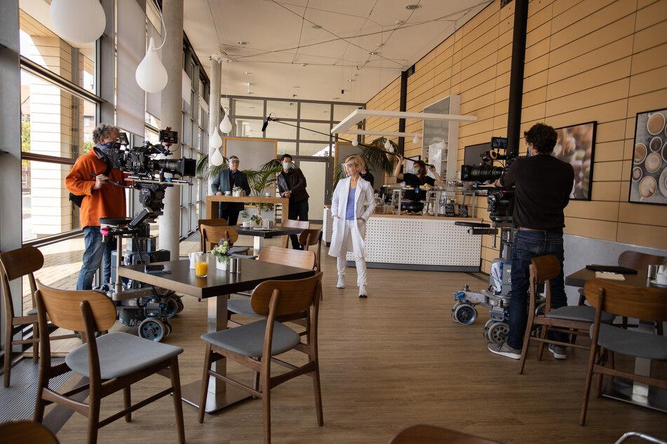 """""""In aller Freundschaft"""", """"SOKO Leipzig"""": TV-Drehs laufen jetzt etwas anders"""