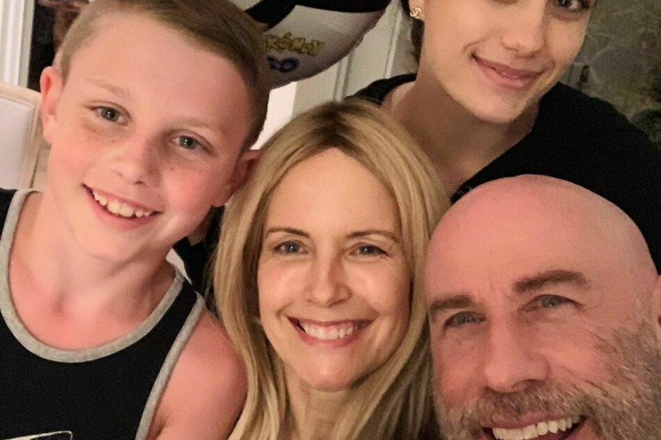 Zusammen mit John Travolta (66) hat Kelly Preston (✝57) zwei gemeinsame Kinder: Ela (20) und Benjamin (9).