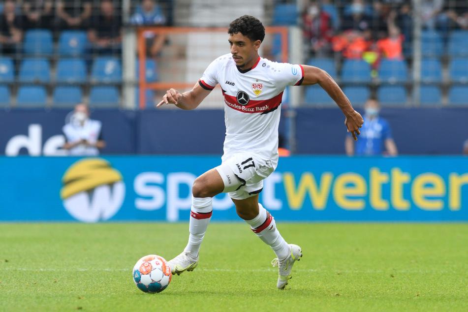 Vom VfB kam in Sachen Offensive zunächst viel zu wenig, auch von Angreifer Omar Marmoush.