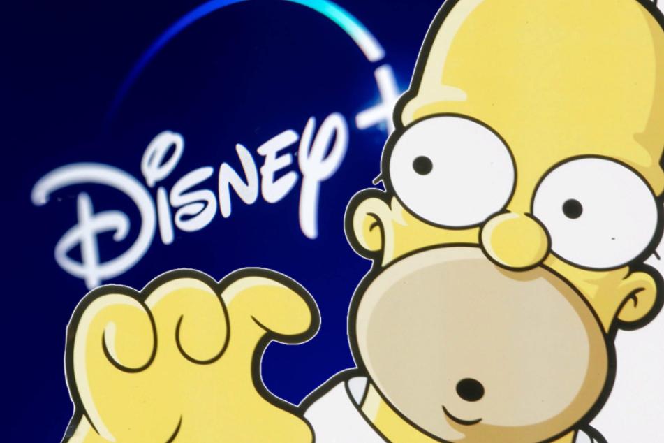 "Disney+ ändert krasse Details bei ""Die Simpsons"""