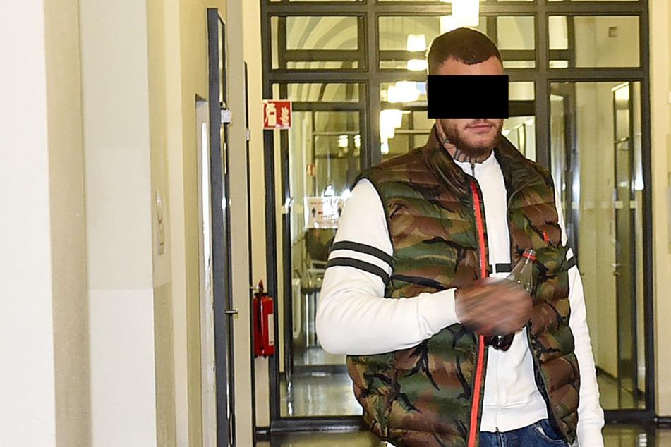 120 Ampullen Doping im Kofferraum: Muskelmann muss hohe Strafe stemmen