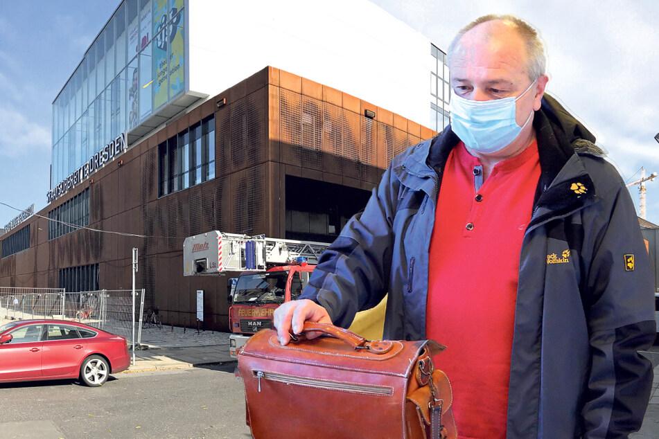 Feuerwehrmann im Kraftwerk Mitte schwer verletzt: Richter rüffelt das Rathaus