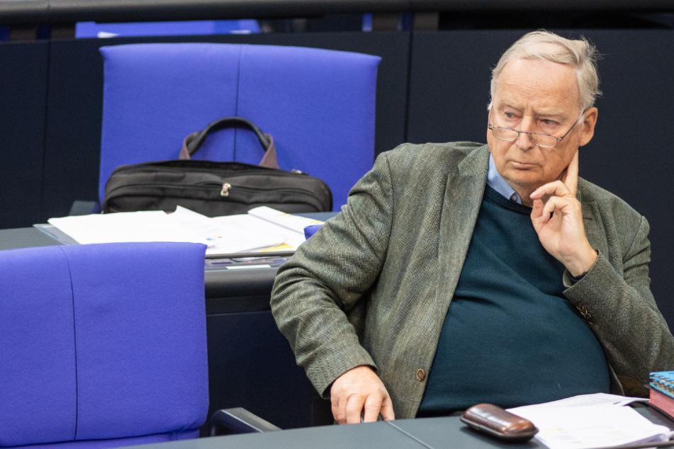 Zweifel an erneuter Kandidatur: Gauland nicht mehr im Bundestag?