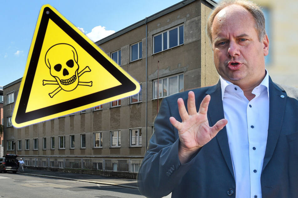 Benzaldehyd entdeckt, Mitarbeiter besorgt: Giftalarm auch im Schulverwaltungsamt