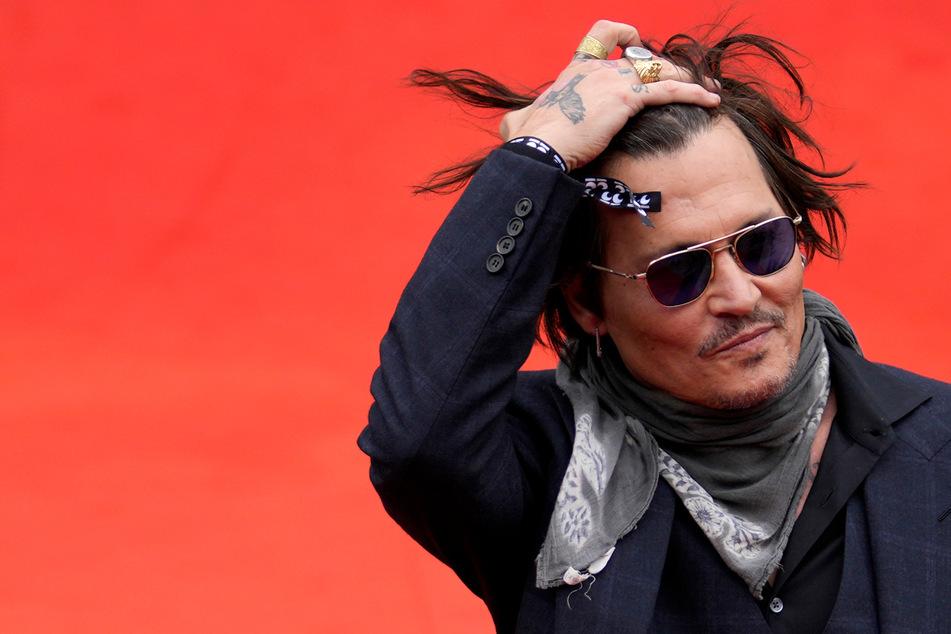 Hollywoodstar Johnny Depp unterstützt Volleyballverein aus Thüringen
