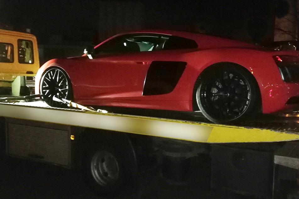 Poser-Treffen in Köln: Polizei kassiert Porsche 911, Audi R8 und BMW 540i ein