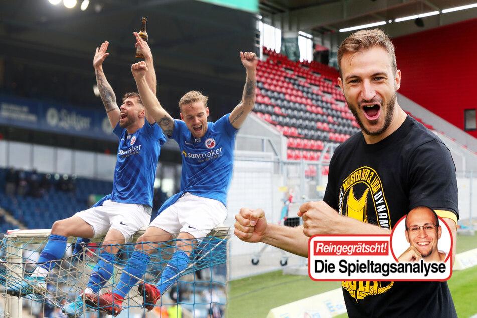 Dynamo und Rostock in mega-starker 2. Liga! Bekommen FC Bayern und RB Leipzig Umbruch moderiert?