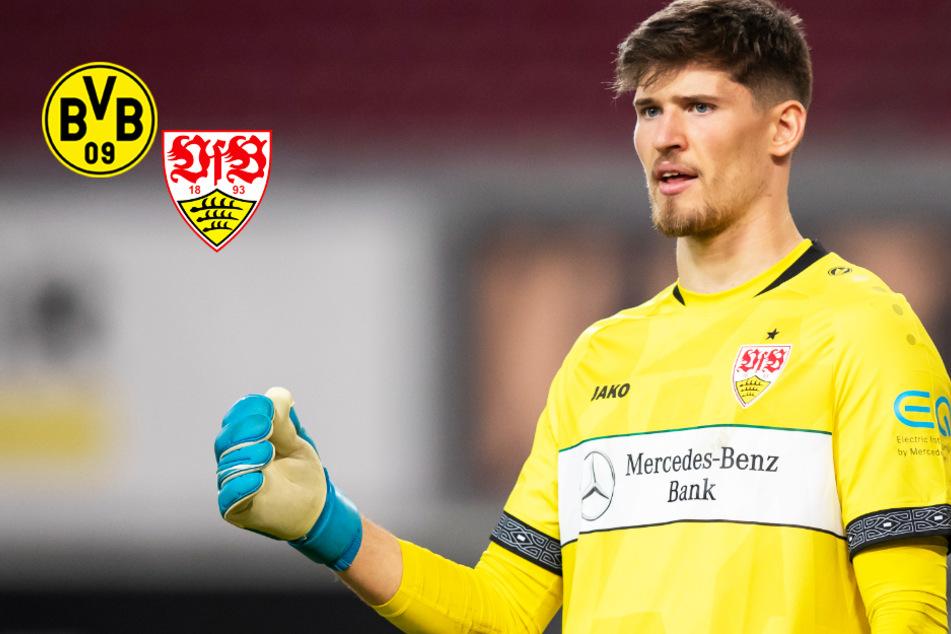 Kobel-Wechsel vom VfB zu Dortmund soll wohl heute noch über die Bühne gehen!