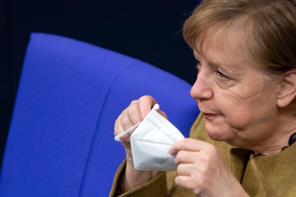 """Kanzlerin Merkel wirbt bei Familien um Geduld: """"Gewaltiger Kraftakt"""""""