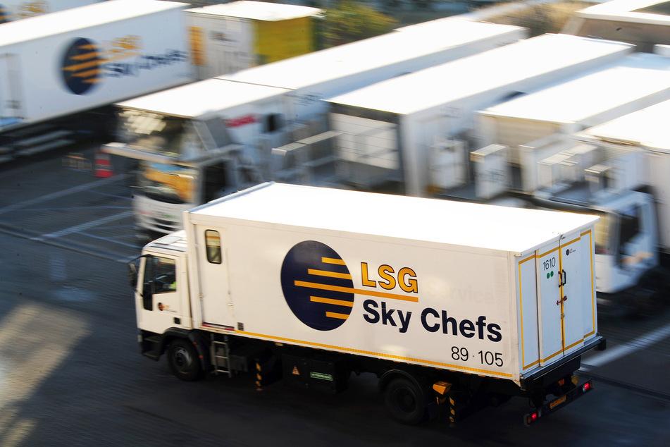 """Weil die Infizierte bei """"LSG Sky Chefs"""" arbeitet, gibt es vorerst keine Speisen und Getränke auf """"Air New Zealand""""-Inlandsflügen."""