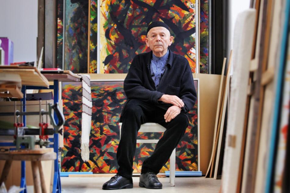 Dresdner Maler Max Uhlig bekommt Chemnitzer Schmidt-Rottluff-Preis